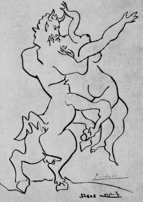 Pablo Picasso - Camilo José Cela. Geschichten ohne Liebe