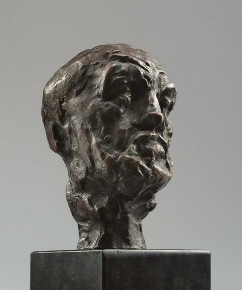 Auguste Rodin - Le Petit Homme au nez cassé