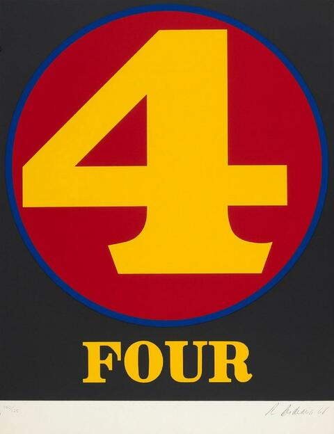 Robert Indiana - Numbers