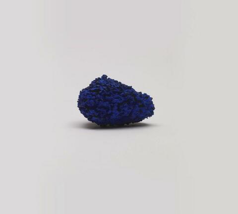 Yves Klein - Ohne Titel