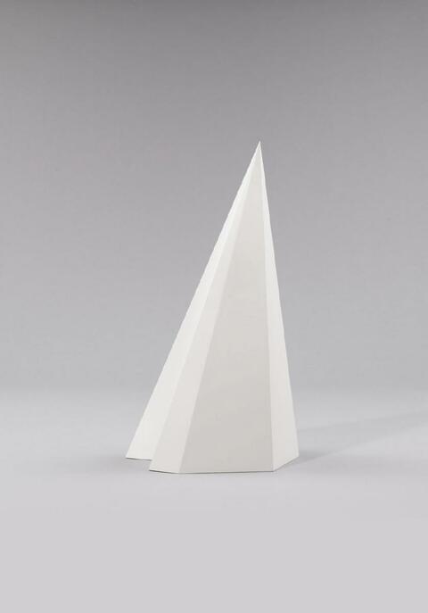 Sol LeWitt - Pyramid