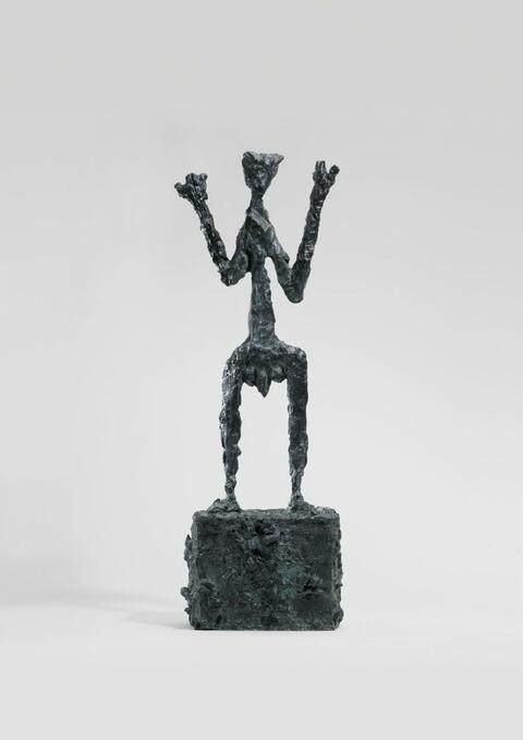 A.R. Penck - Standart T (X) I
