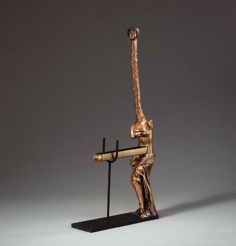 Salvador Dali Y Domenech - Venus à la Girafe