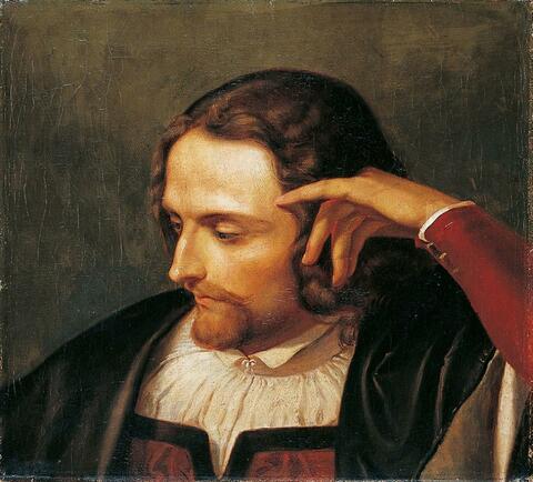 Otto Rethel, zugeschrieben - TORQUATO TASSO.