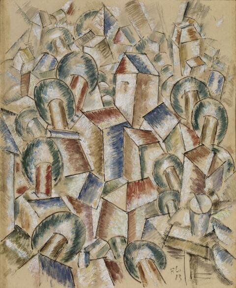 Fernand Léger - Le Village