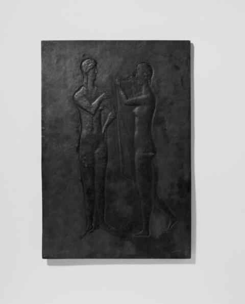 Hermann Blumenthal - Zwei Frauen