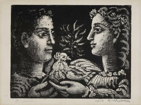 Pablo Picasso - Jeunesse