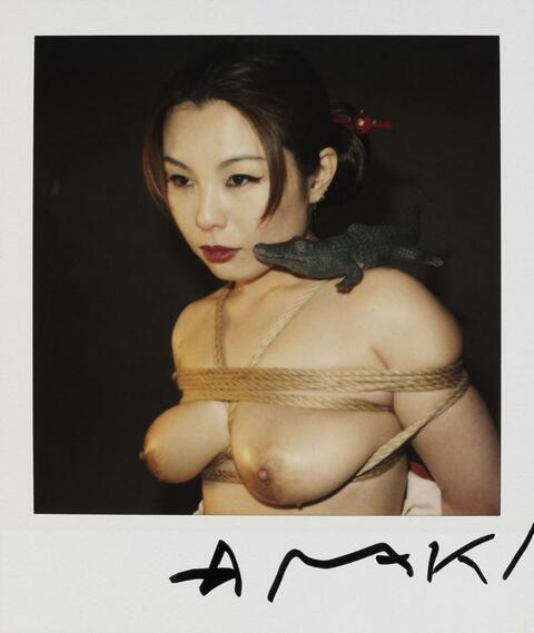 Nobuyoshi Araki - POLA EROS