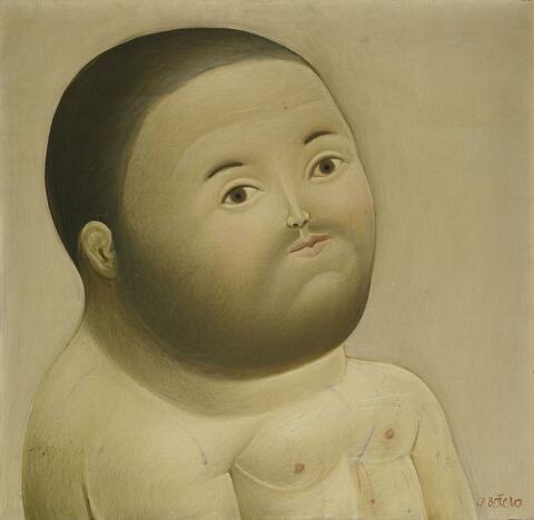 Fernando Botero - SAN BOROLAS