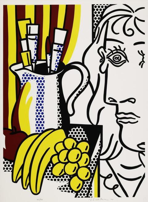 Mappenwerk - Hommage à Picasso