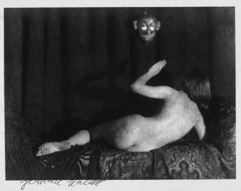 Germaine Krull - BERTHE KRULL (AUS DER SERIE: AKTMAPPE)