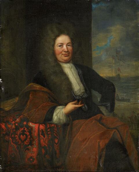 Johannes Vollevens d. Ä. - BILDNIS EINES KAUFMANNS.