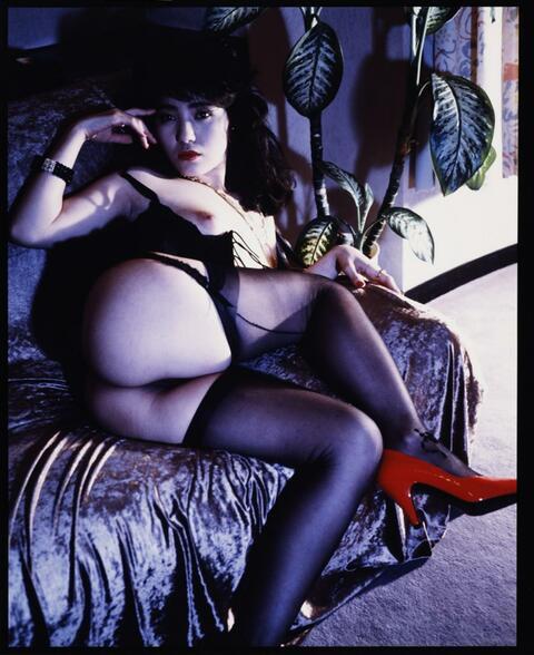 Nobuyoshi Araki - OHNE TITEL (AUS DER SERIE: VISIONS OF JAPAN, NAKED ANGELS)