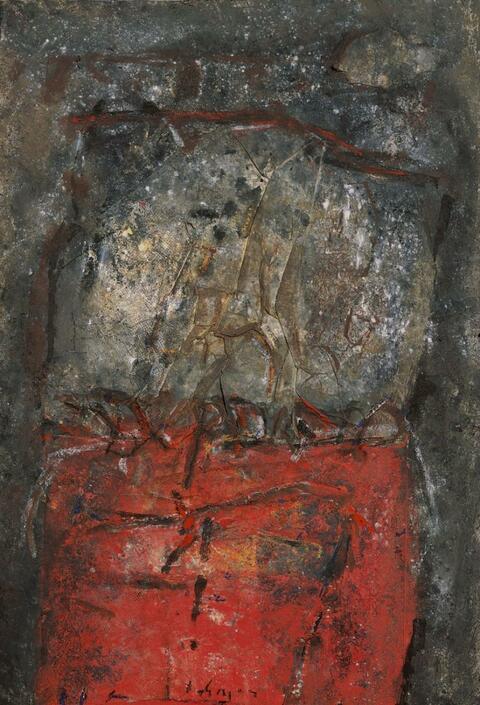 Karl Fred Dahmen - Ohne Titel