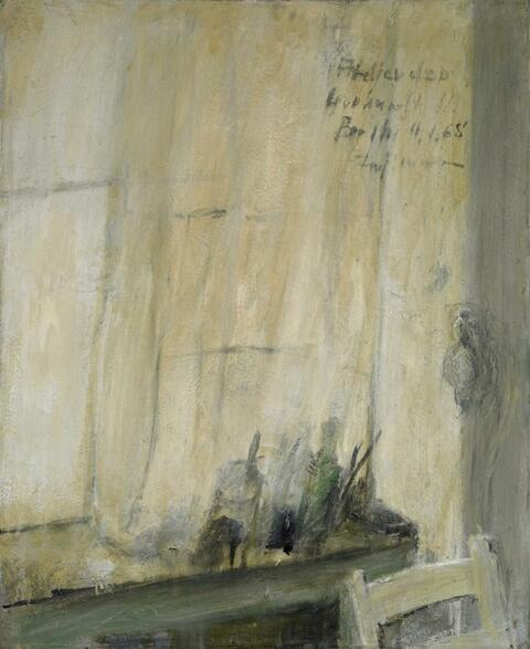 Klaus Fußmann - Atelier des Gerhardt H.