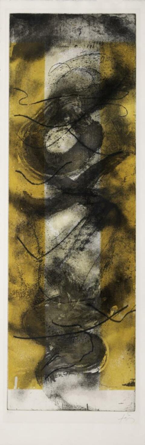 Antoni Tàpies - Vertical