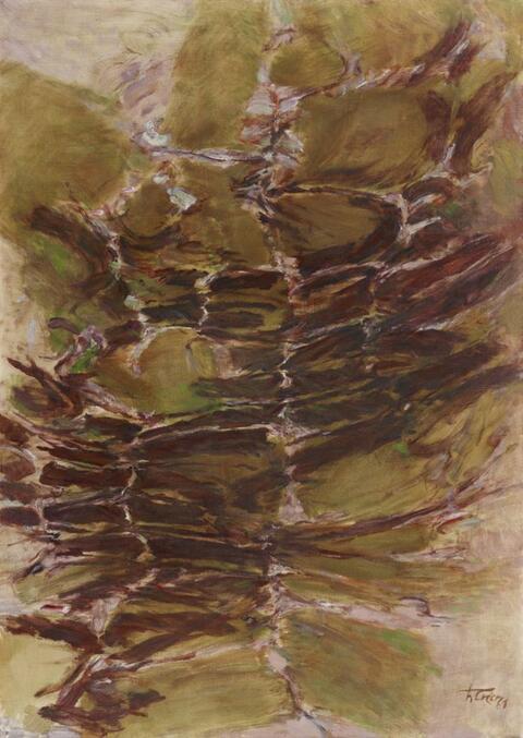 Hann Trier - Herbstbild