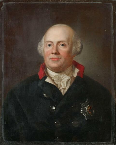 Anton Graff, nach - BILDNIS FRIEDRICH WILHELMS II., KÖNIG VON PREUSSEN