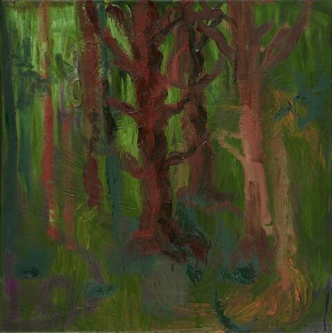 Rainer Fetting - Kleiner Wald (Small Woods)