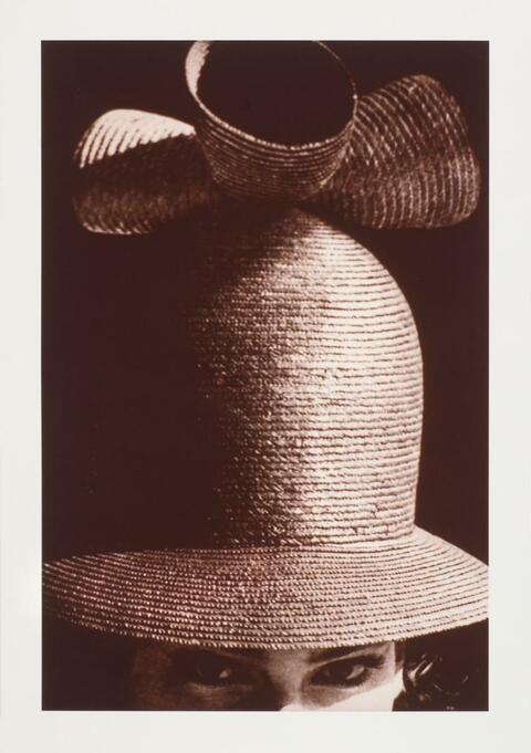 Richard Prince - UNTITLED (WOMAN WITH HAT)