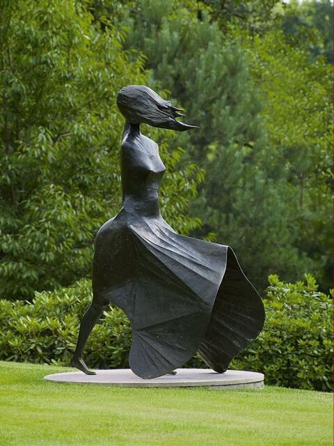 Lynn Chadwick - High Wind