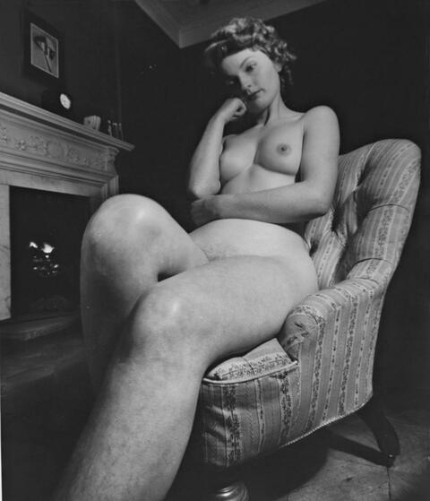 Bill Brandt - NUDE IN INTERIOR
