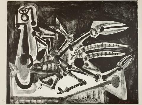 Pablo Picasso - Le homard