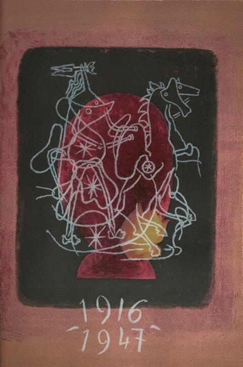 Georges Braque - Cahier de Braque