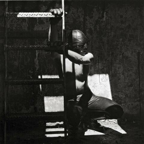 Robert Mapplethorpe - JIM, SAUSALITO