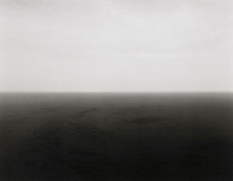 Hiroshi Sugimoto - ARCTIC OCEAN, NORD KAPP (#334, AUS: TIME EXPOSED)