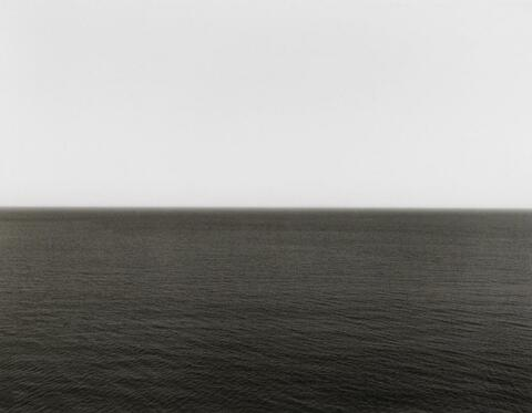 Hiroshi Sugimoto - CARIBBEAN SEA, JAMAICA (#301, AUS: TIME EXPOSED)