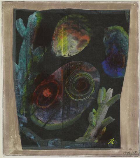 Hans Reichel - Untitled