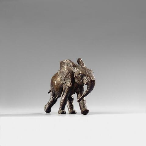 Renée Sintenis - Laufender Elefant (Running Elephant)