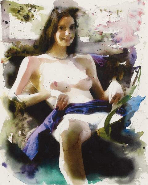 Martin Eder - Girl