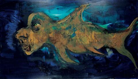 Rainer Fetting - Rainer Fish