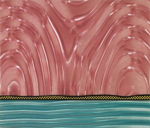 Roy Lichtenstein - Landscape 5