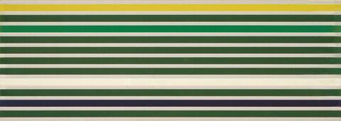 Kenneth Noland - Shadow Line