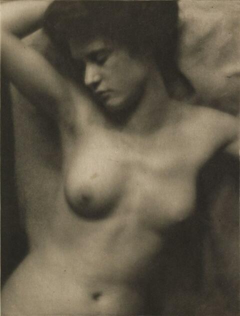 Clarence Hudson White und Alfred Stieglitz - TORSO