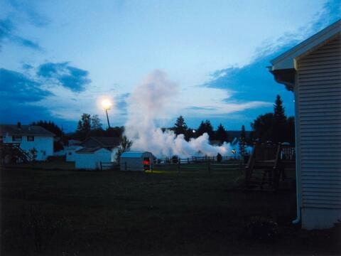 Gregory Crewdson - PRODUCTION STILL - BRIGHTVIEW # 3