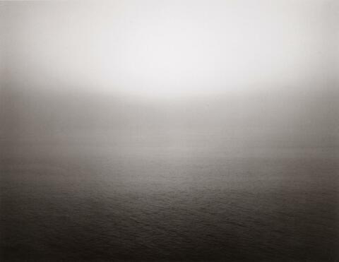 Hiroshi Sugimoto - PACIFIC OCEAN, IWATE (#302, AUS: TIME EXPOSED)