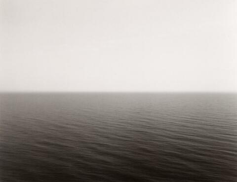 Hiroshi Sugimoto - BLACK SEA, INEBOLU (#367, AUS: TIME EXPOSED)