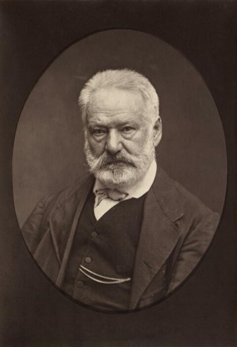 Etienne Carjat - VICTOR HUGO