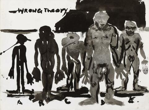 Marlene Dumas - Wrong Theory