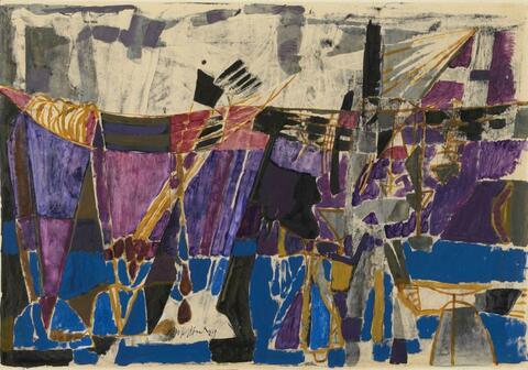 Joseph Fassbender - Untitled