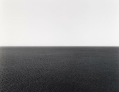 Hiroshi Sugimoto - MEDITERRANEAN SEA, CRETE