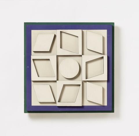 Victor Vasarely - Dyok (positif)