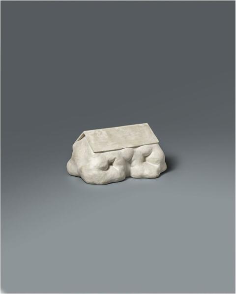 Erwin Wurm - Untitled (Little big house)