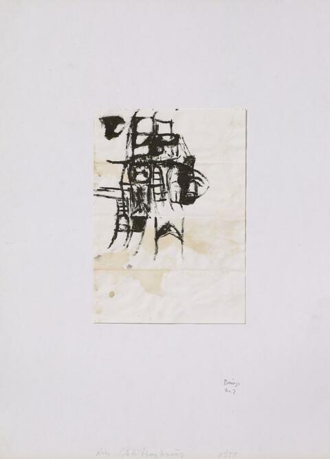 Joseph Beuys - Im Schlittenhaus