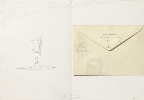 Joseph Beuys - Ohne Titel (Wärmefluss ...)