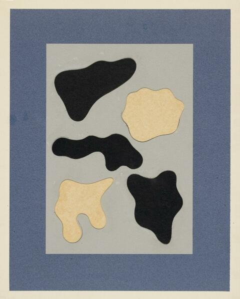 Hans Arp - Konstellation